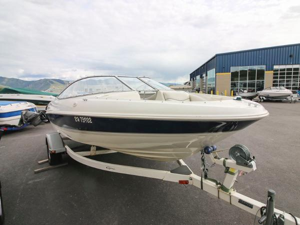 1999 BAYLINER 1850 CAPRI LS for sale