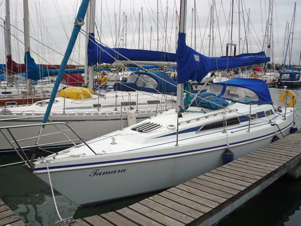 Hunter Horizon 30 boat for sale