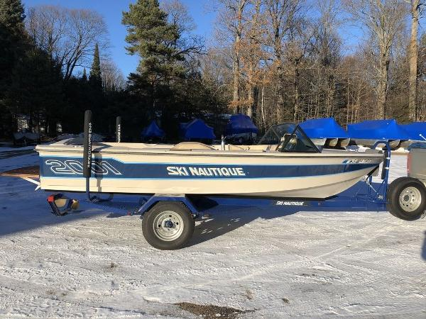 1986 Nautique boat for sale, model of the boat is Ski Nautique & Image # 4 of 25