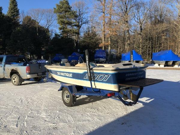 1986 Nautique boat for sale, model of the boat is Ski Nautique & Image # 5 of 25
