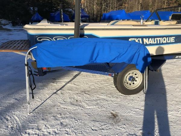 1986 Nautique boat for sale, model of the boat is Ski Nautique & Image # 10 of 25