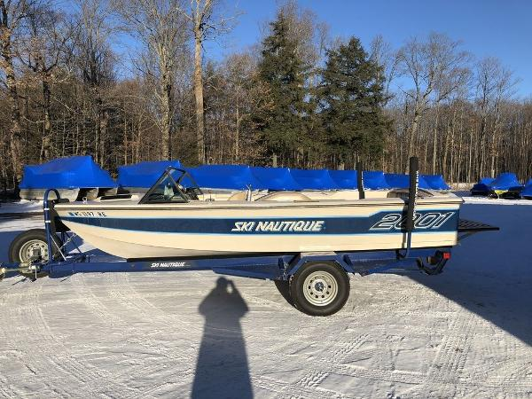 1986 Nautique boat for sale, model of the boat is Ski Nautique & Image # 19 of 25