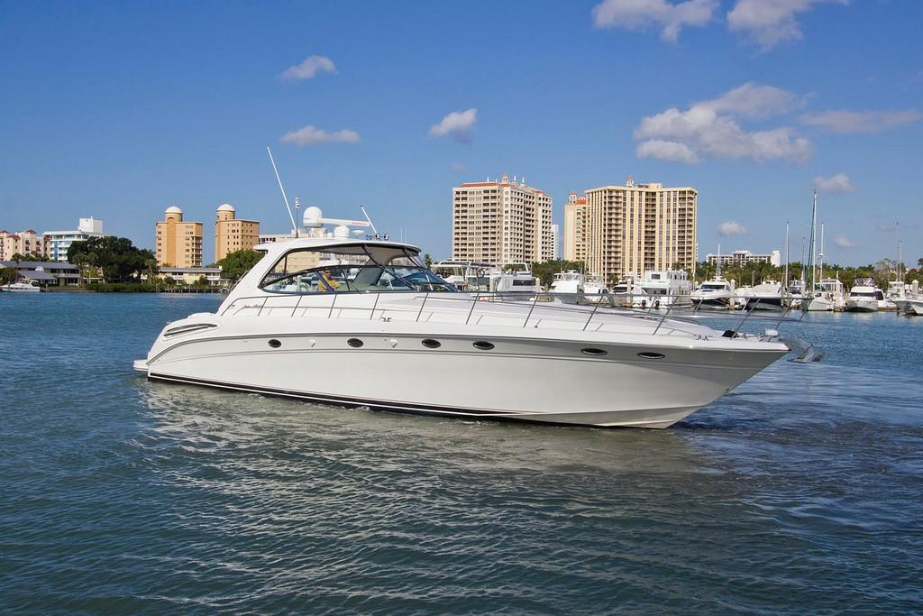 54 Sea Ray Yolo 2001 fort lauderdale | Denison Yacht Sales