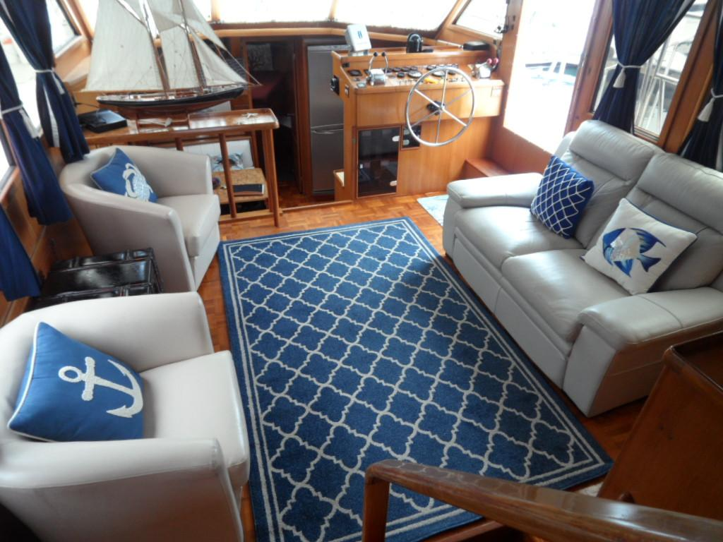 49' Lien Hwa CPMY 1987 | Seacoast Yachts