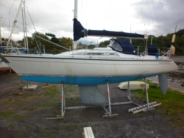 Dehler 34 Boat For Sale