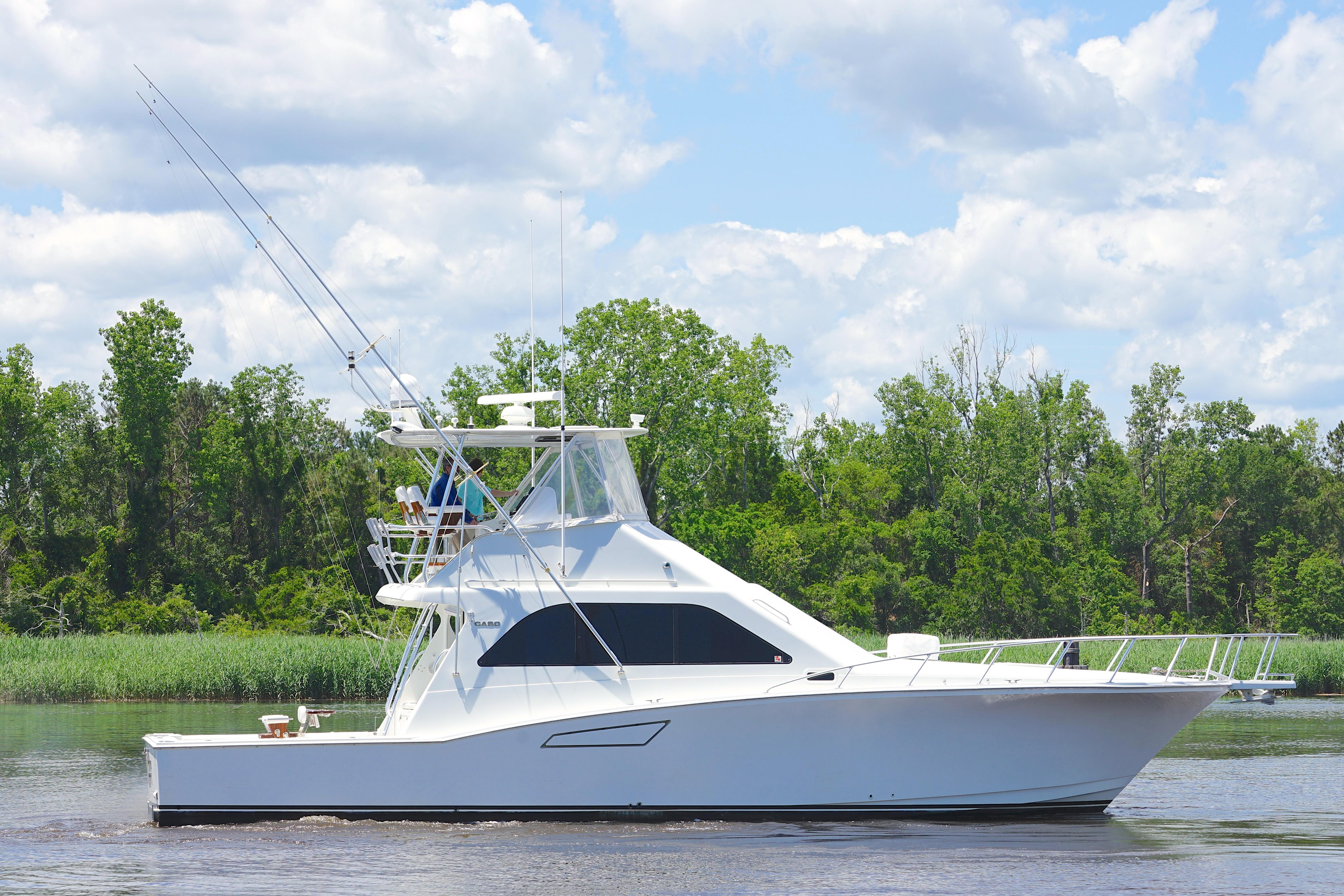 Cabo Yachts for Sale Ranging from 45' to 50' | Galati Yachts