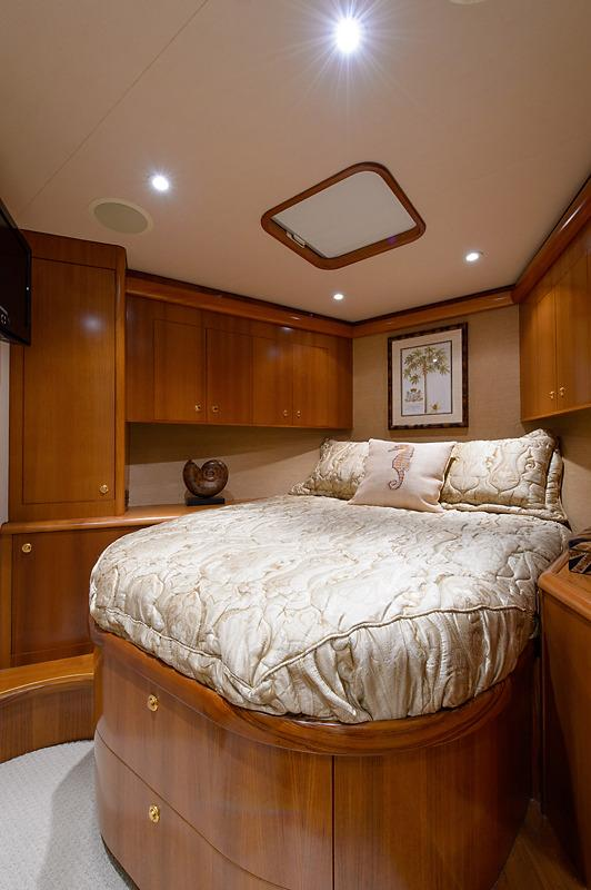 VIP Guest Stateroom Fwd