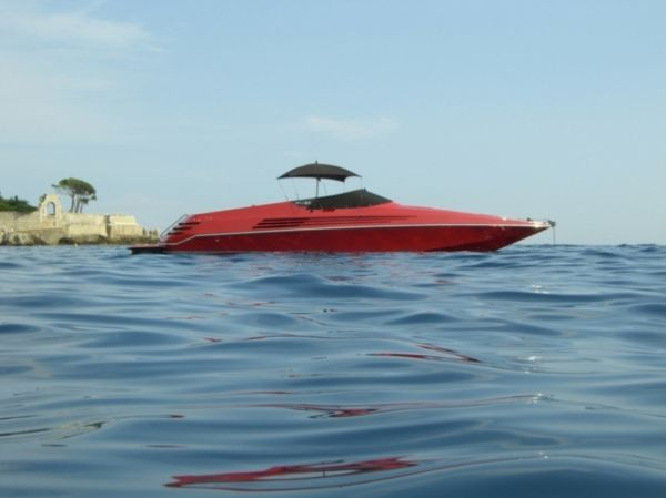 Riva Ferrari 32 Special Boat For Sale - Brokerage Boats - Sunseeker Malta