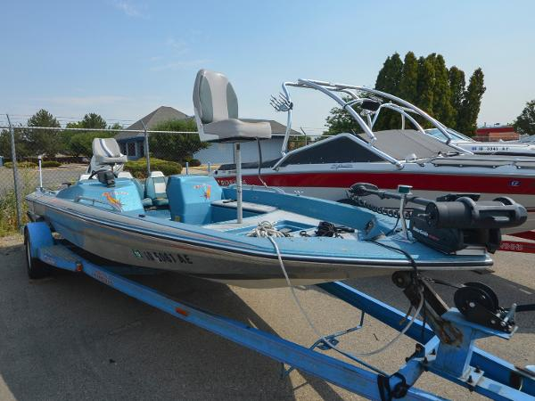 1985 SKEETER  for sale