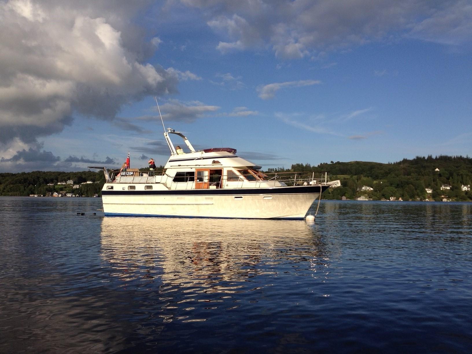 Tarquin Motor Yachts Trader 41+2
