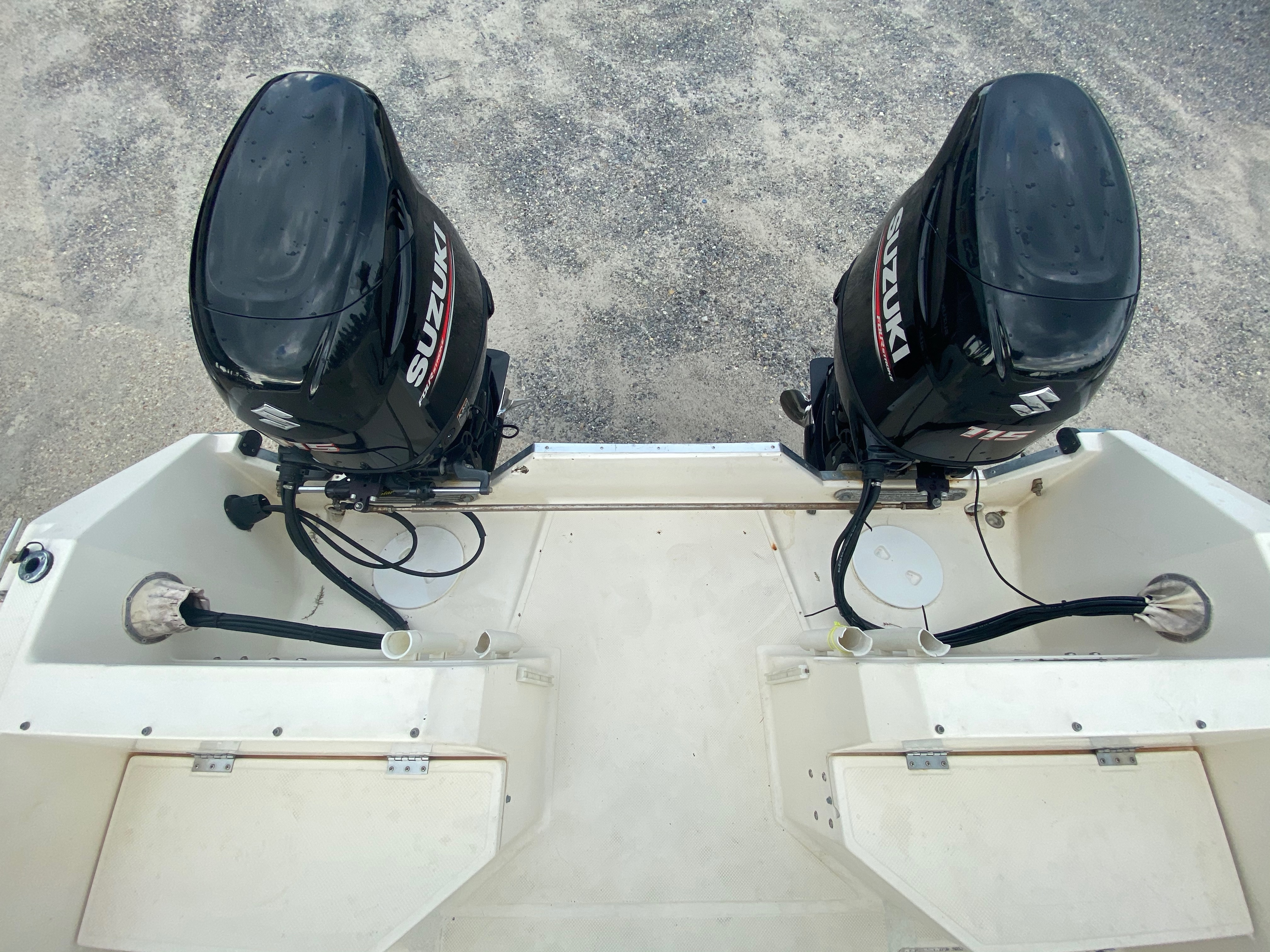 1996 Sea Cat boat for sale, model of the boat is 215 SL1 & Image # 4 of 25