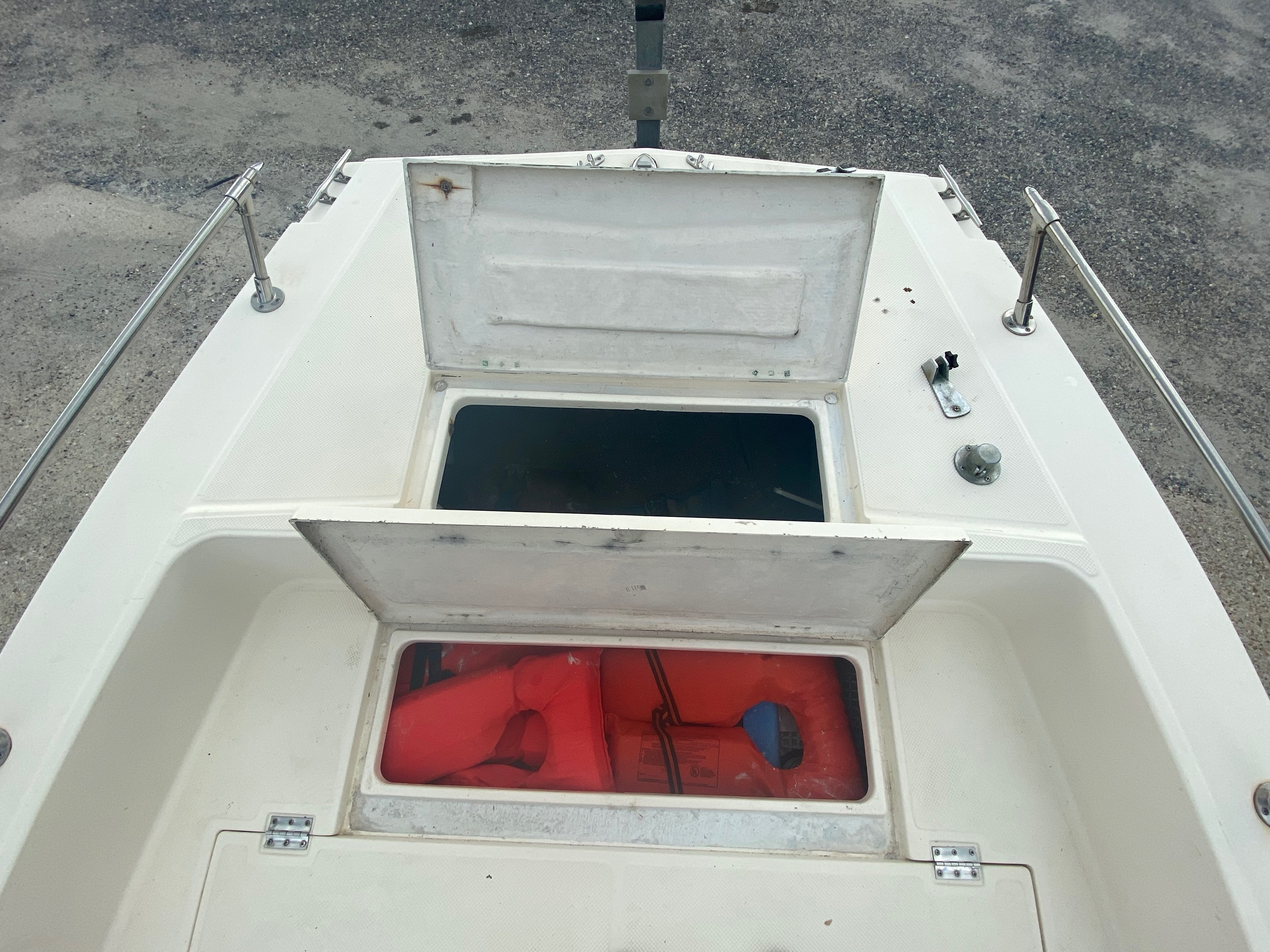 1996 Sea Cat boat for sale, model of the boat is 215 SL1 & Image # 9 of 25