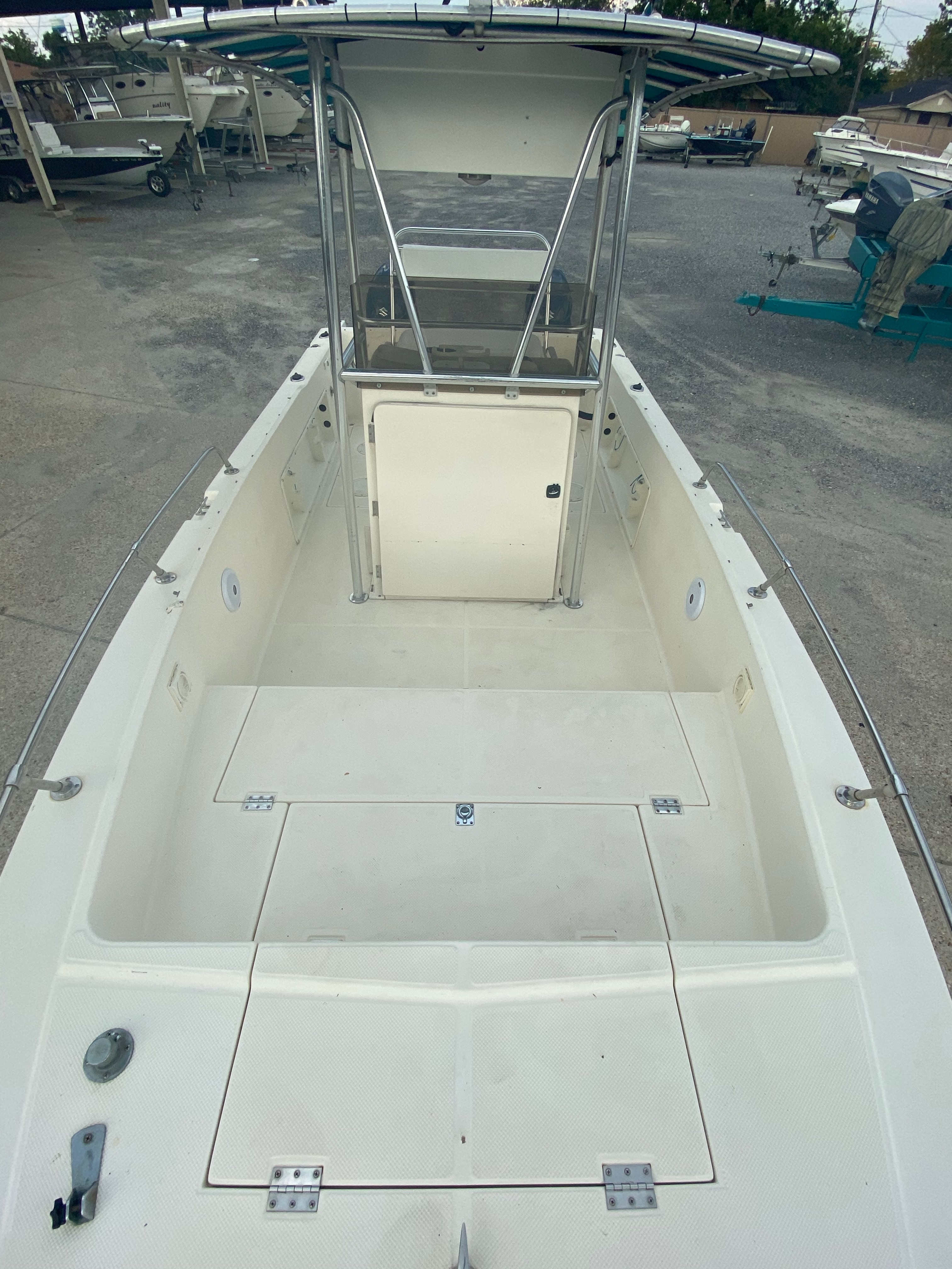 1996 Sea Cat boat for sale, model of the boat is 215 SL1 & Image # 22 of 25