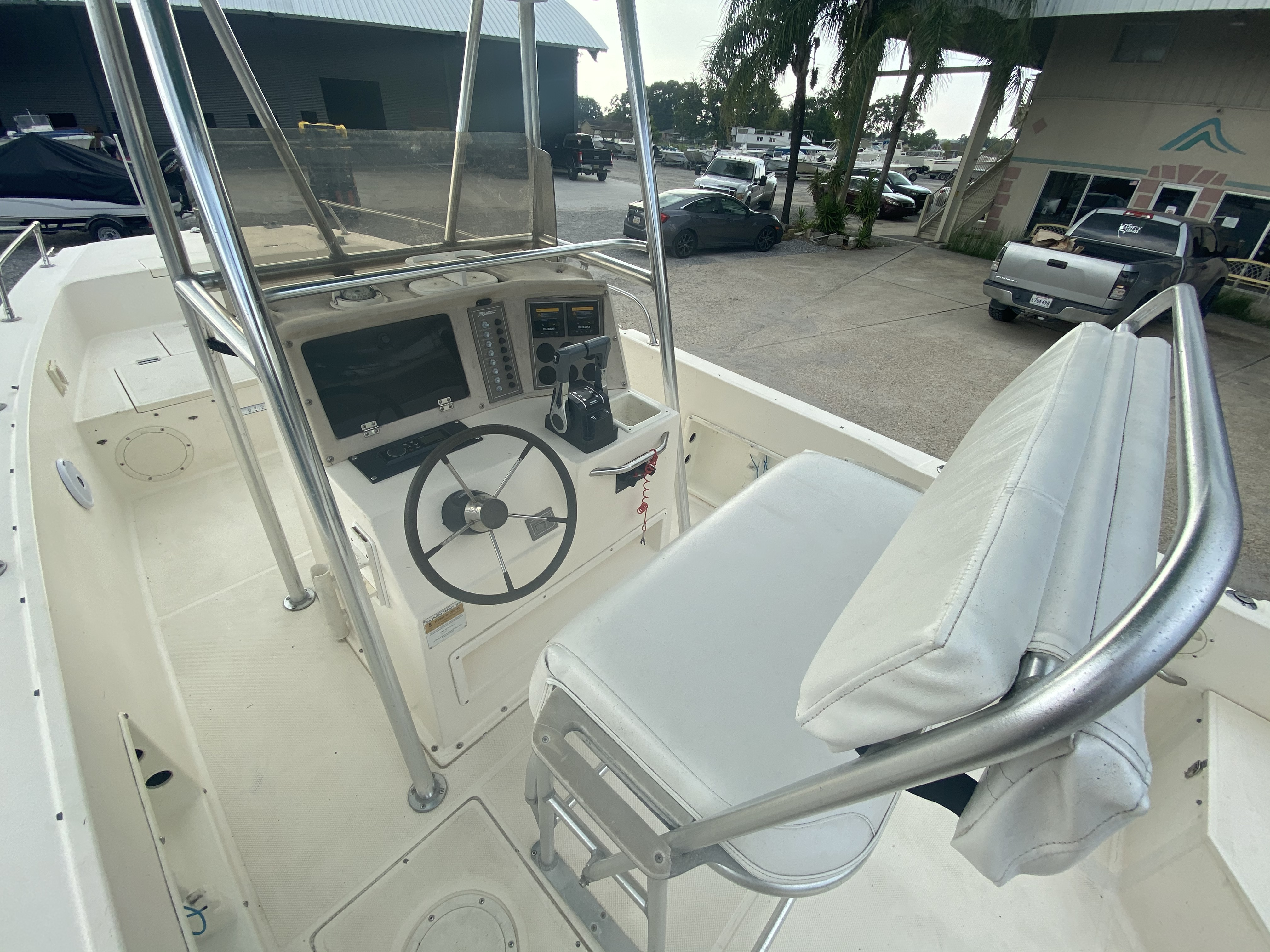 1996 Sea Cat boat for sale, model of the boat is 215 SL1 & Image # 18 of 25