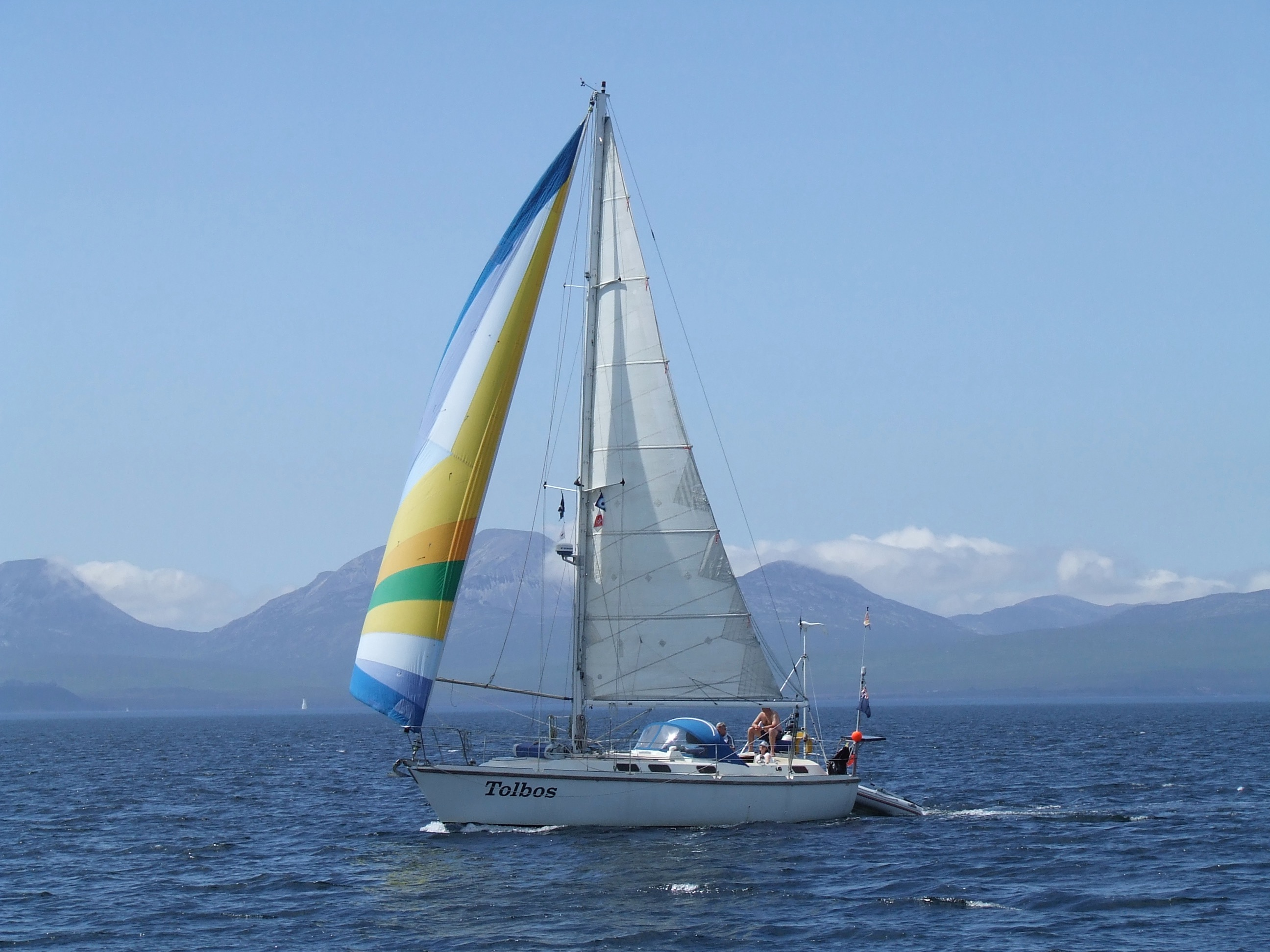 Yacht Industries Other (Tosca 36)