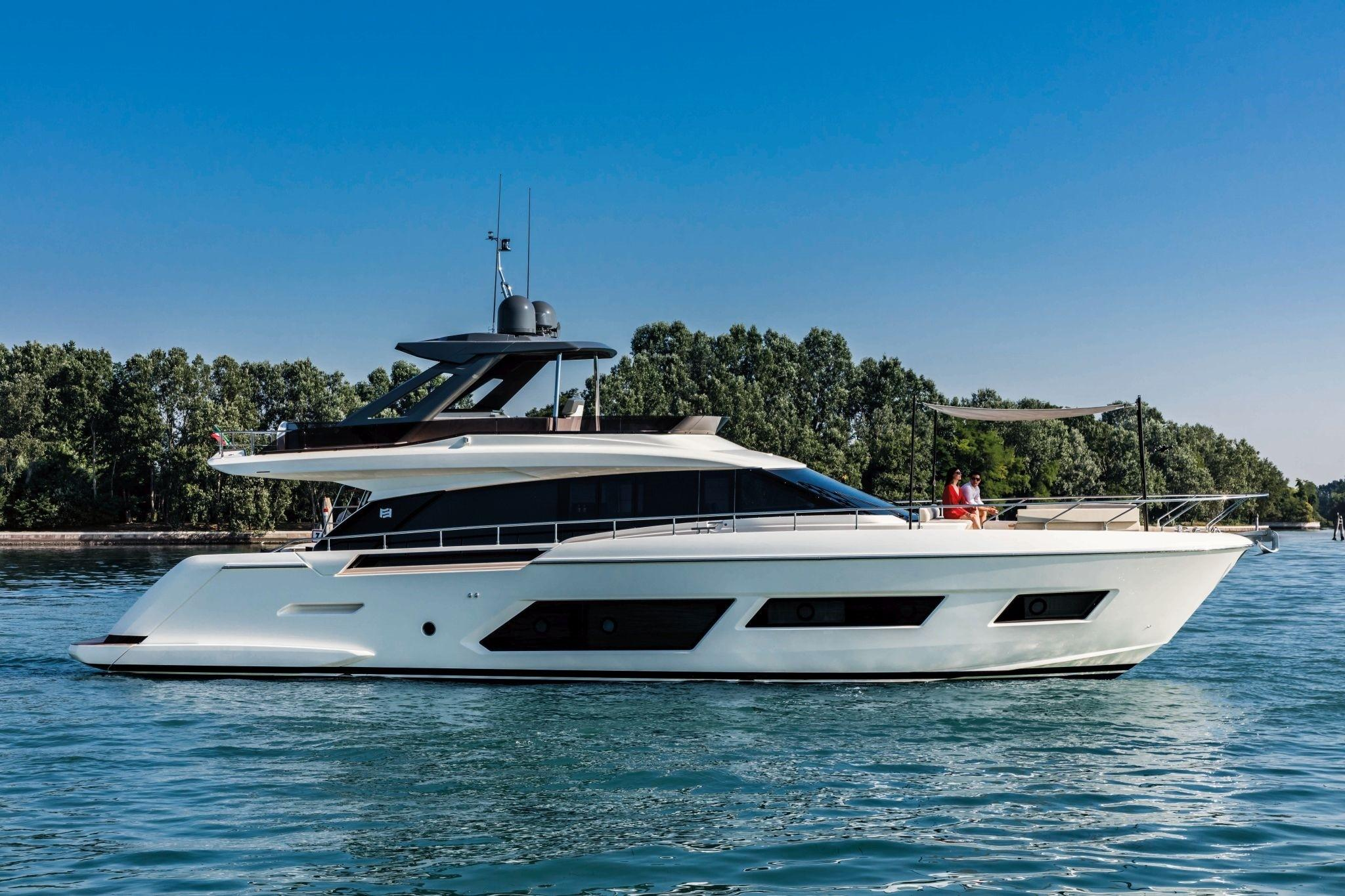 reputable site 71a97 1a400 67 Ferretti Yachts Spectre 2019 Huntington | Denison Yacht Sales