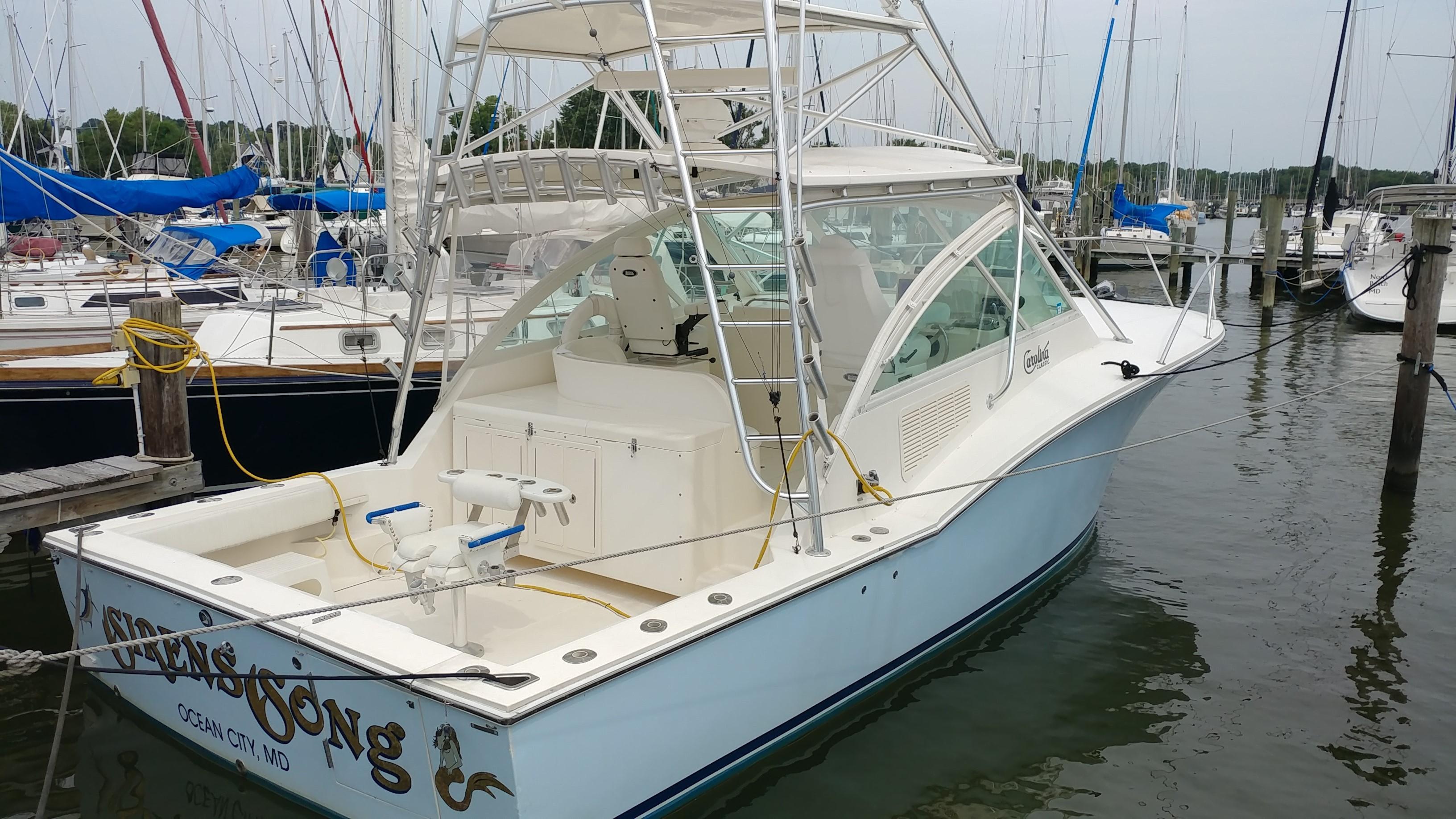 Carolina Classic Boats >> 35 Carolina Classic Sirens Song 2007 Deale Denison Yacht Sales