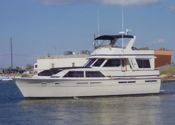 50' Chris Craft 50 Motor Yacht