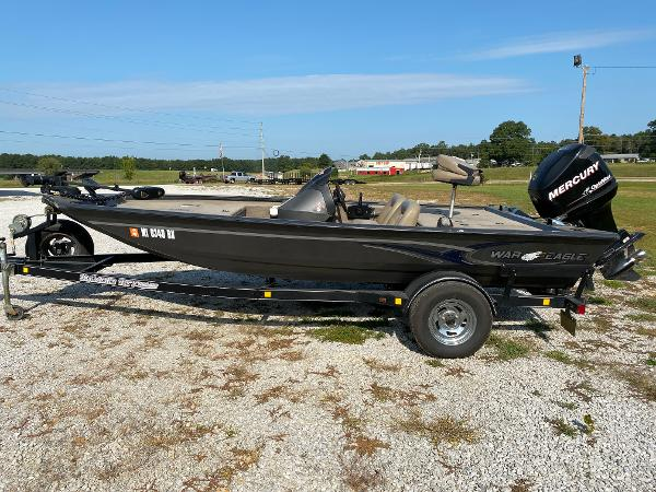 2010 War Eagle boat for sale, model of the boat is 761 Renegade & Image # 1 of 10