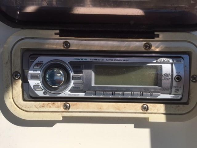 Pursuit2470 Center Console
