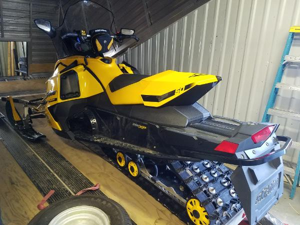 2009 Sea Doo Sportboat boat for sale, model of the boat is MXZ 600 & Image # 3 of 4