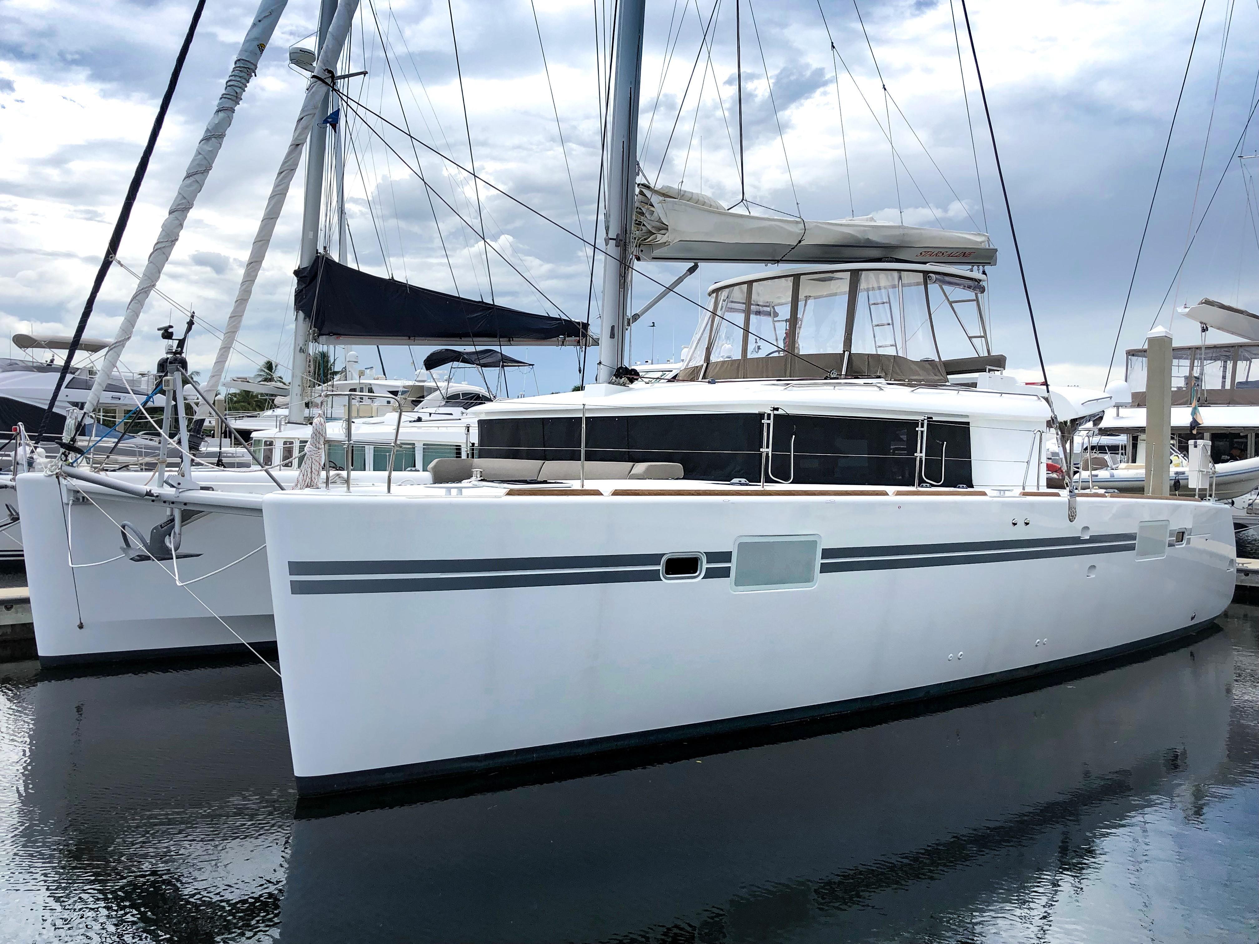 2016 Lagoon 45' Stars Aline - Profile