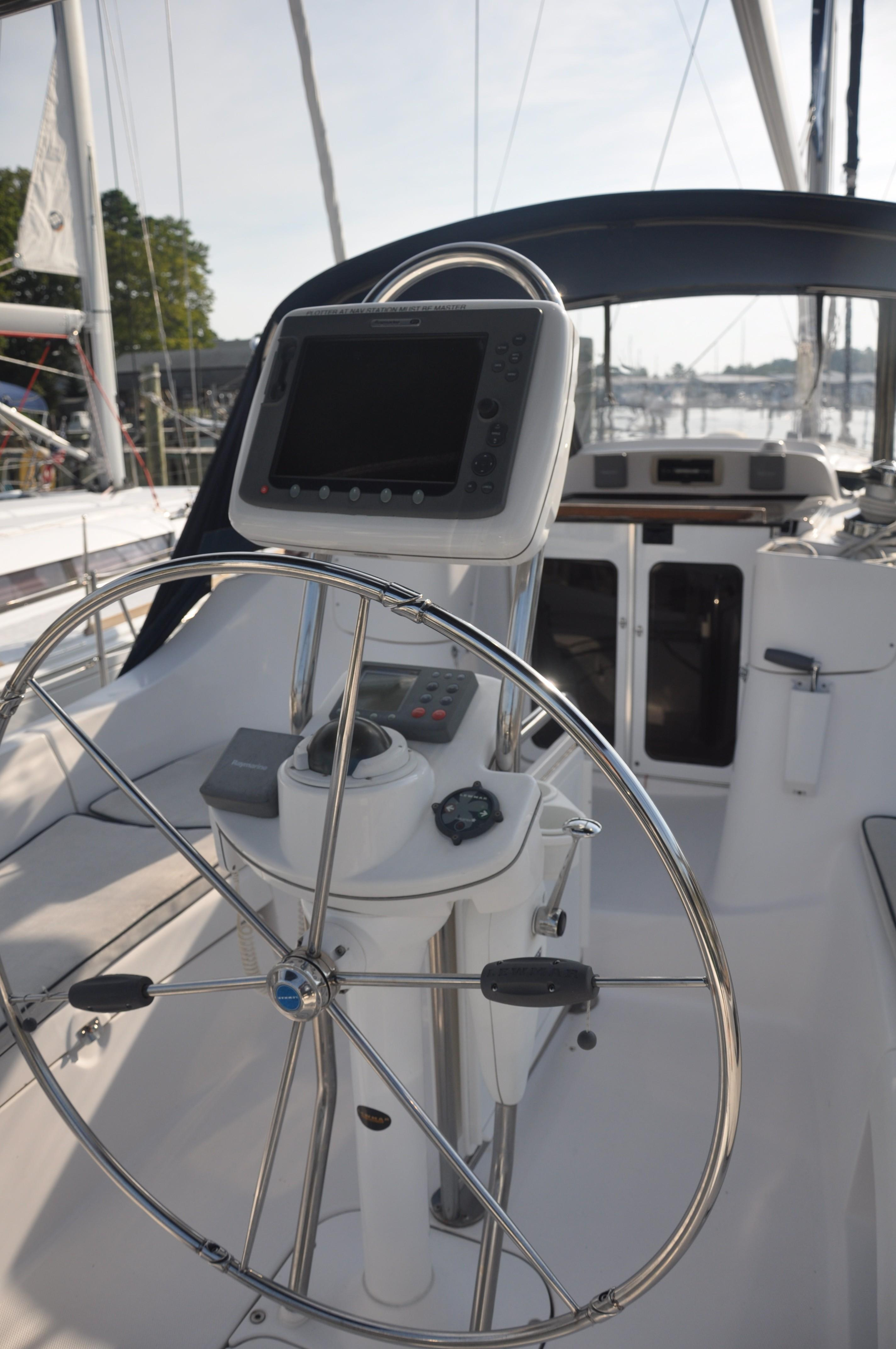 2007 Hunter 41 | Sailboats for Sale
