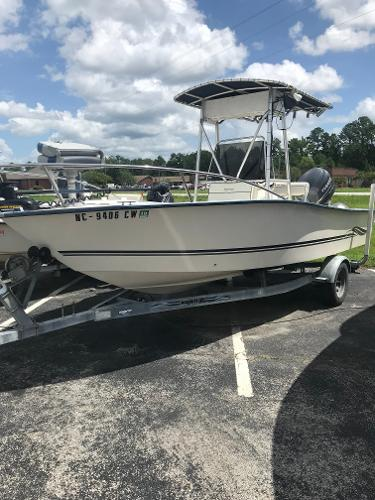 2004 PALM BEACH 191 WHITE WATER for sale