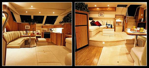 Silverton 392 Motor Yacht - Manufacturer Provided Image