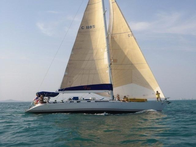 Beneteau First 51S Sailing yacht