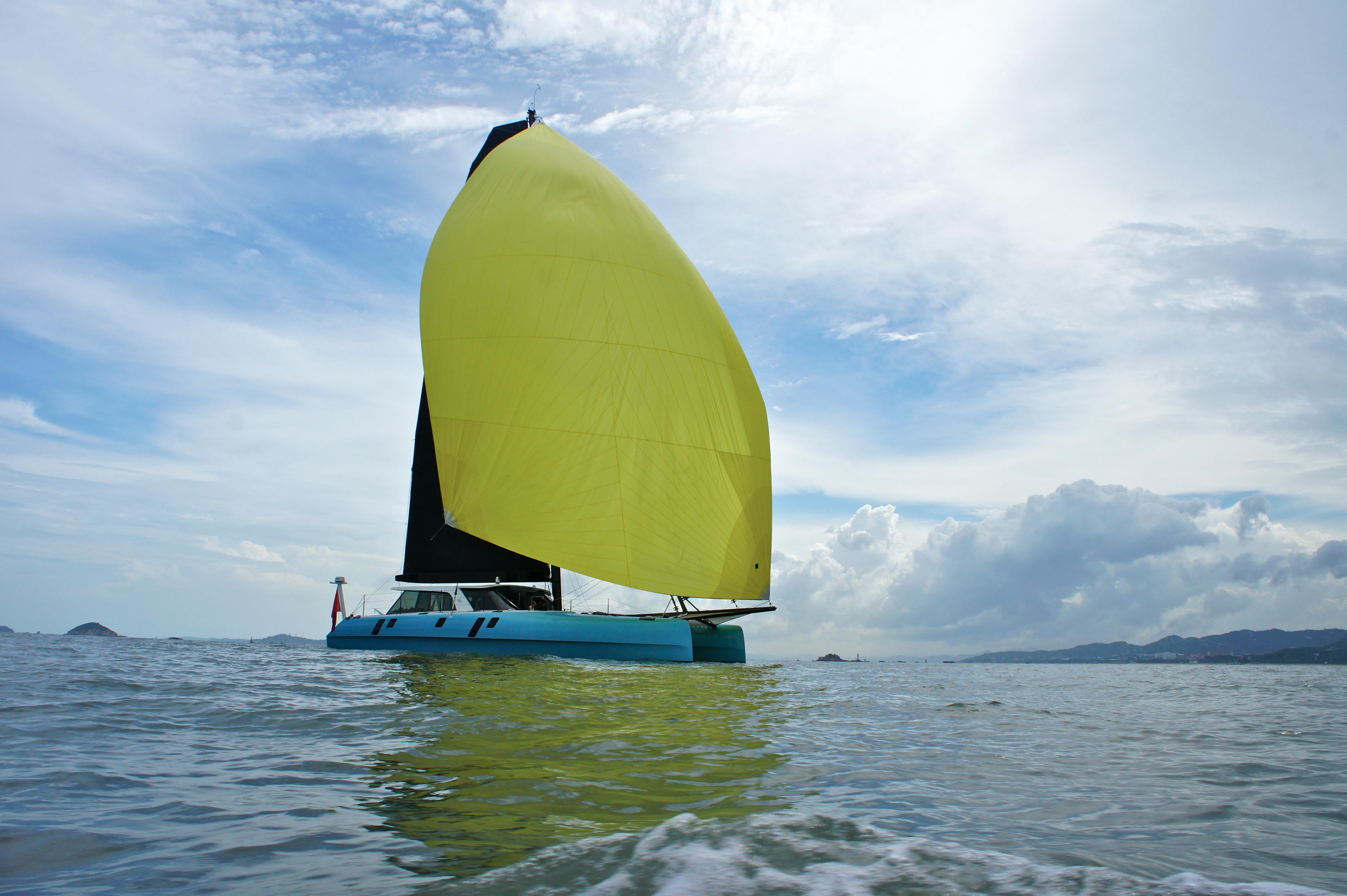 Gunboat Boat image