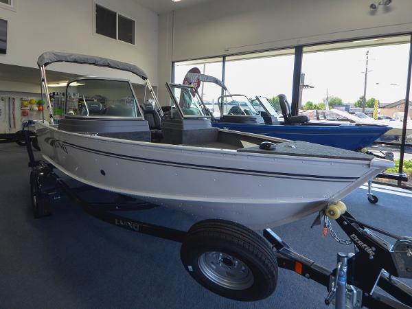 2018 LUND 1625 FURY XL SPORT for sale