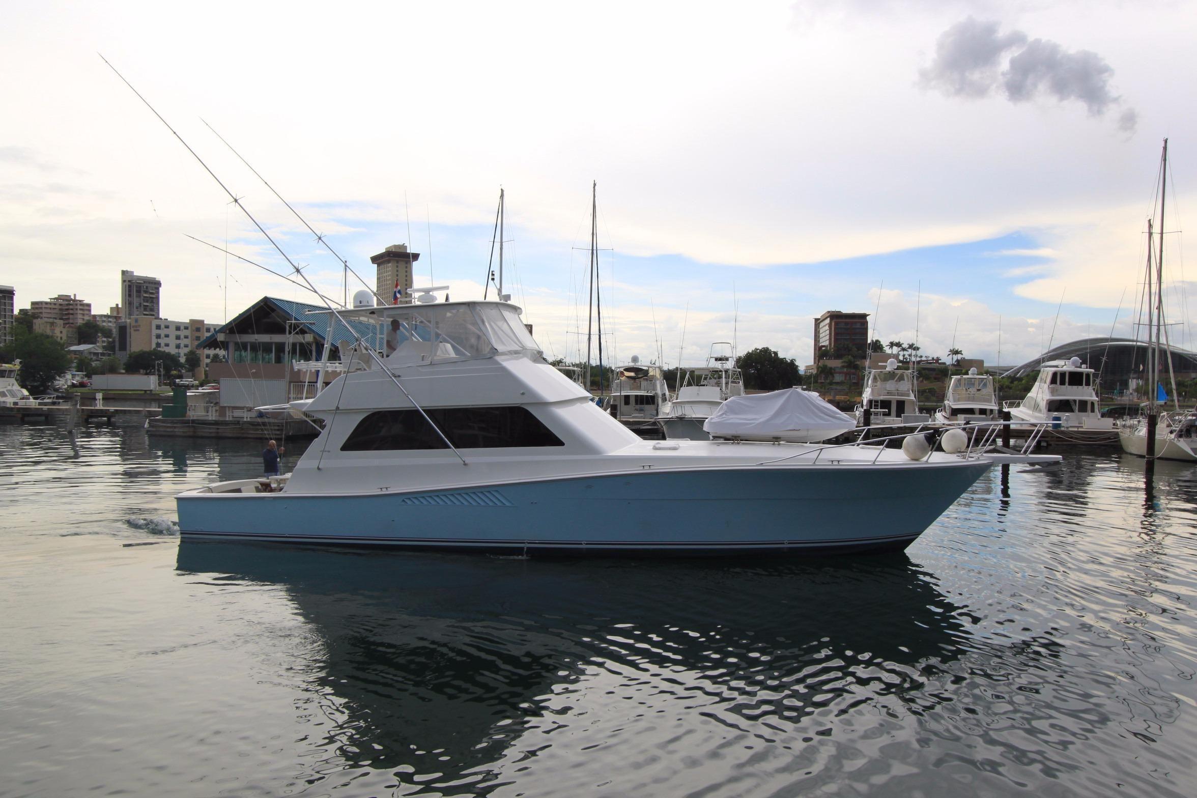1998 Viking 58