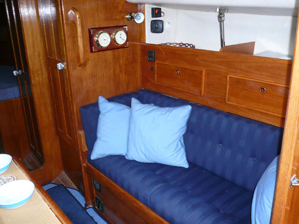 Westerly Discus 33 Ketch For Sale - £38500 - Burnham on Crouch ...