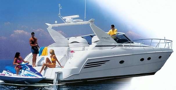 Trojan400 Express Yacht