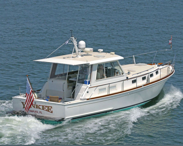 43' Grand Banks Eastbay HX