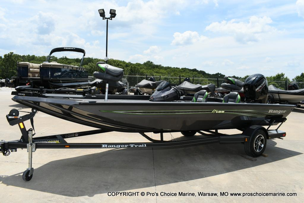 2020 Ranger Boats boat for sale, model of the boat is RT188 & Image # 39 of 50