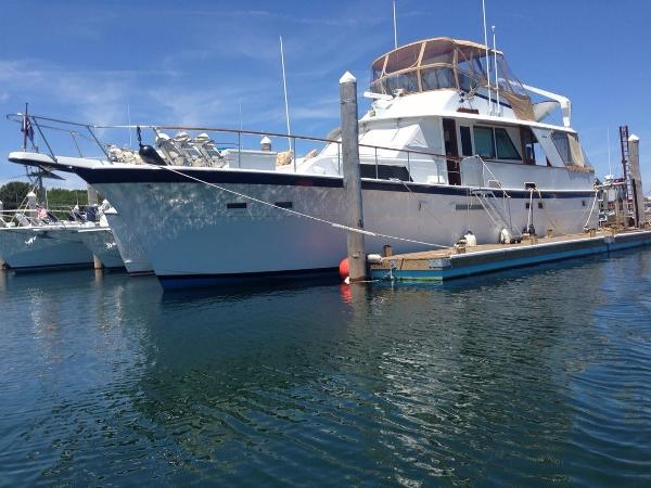 Hatteras 53 Motor Yacht For Sale Broker