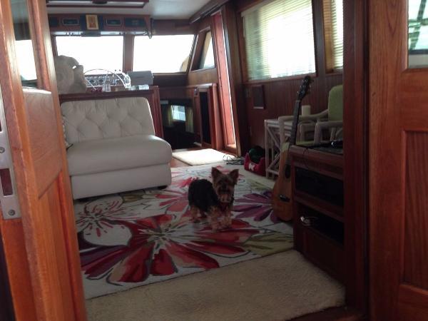 Hatteras 53 Motor Yacht BoatsalesListing BoatsalesListing