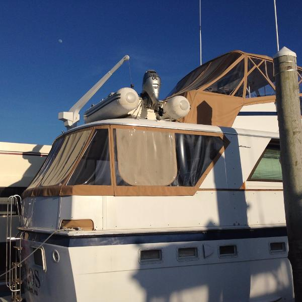 Hatteras 53 Motor Yacht For Sale Rhode Island