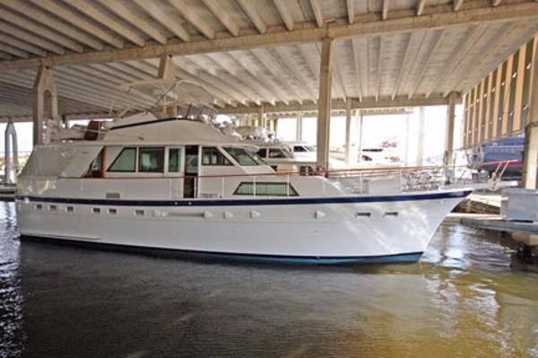 Hatteras 53 Motor Yacht Purchase Massachusetts