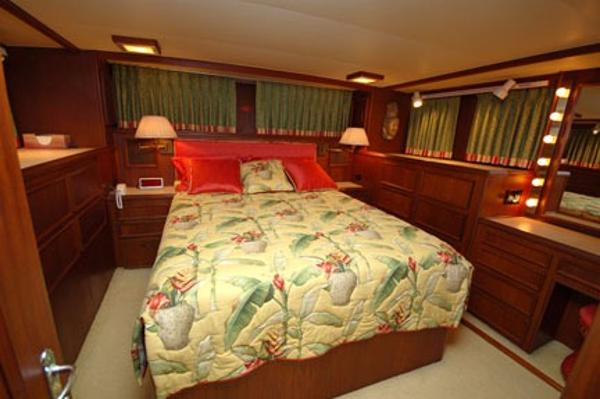 Hatteras 53 Motor Yacht BoatsalesListing New England