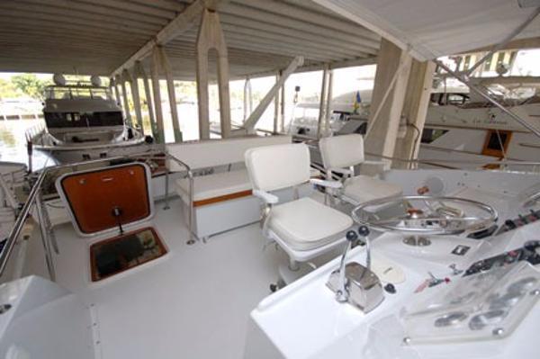 Hatteras 53 Motor Yacht Brokerage Sell