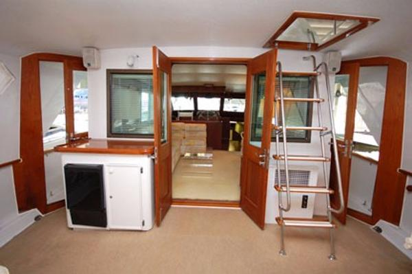 Hatteras 53 Motor Yacht Purchase BoatsalesListing