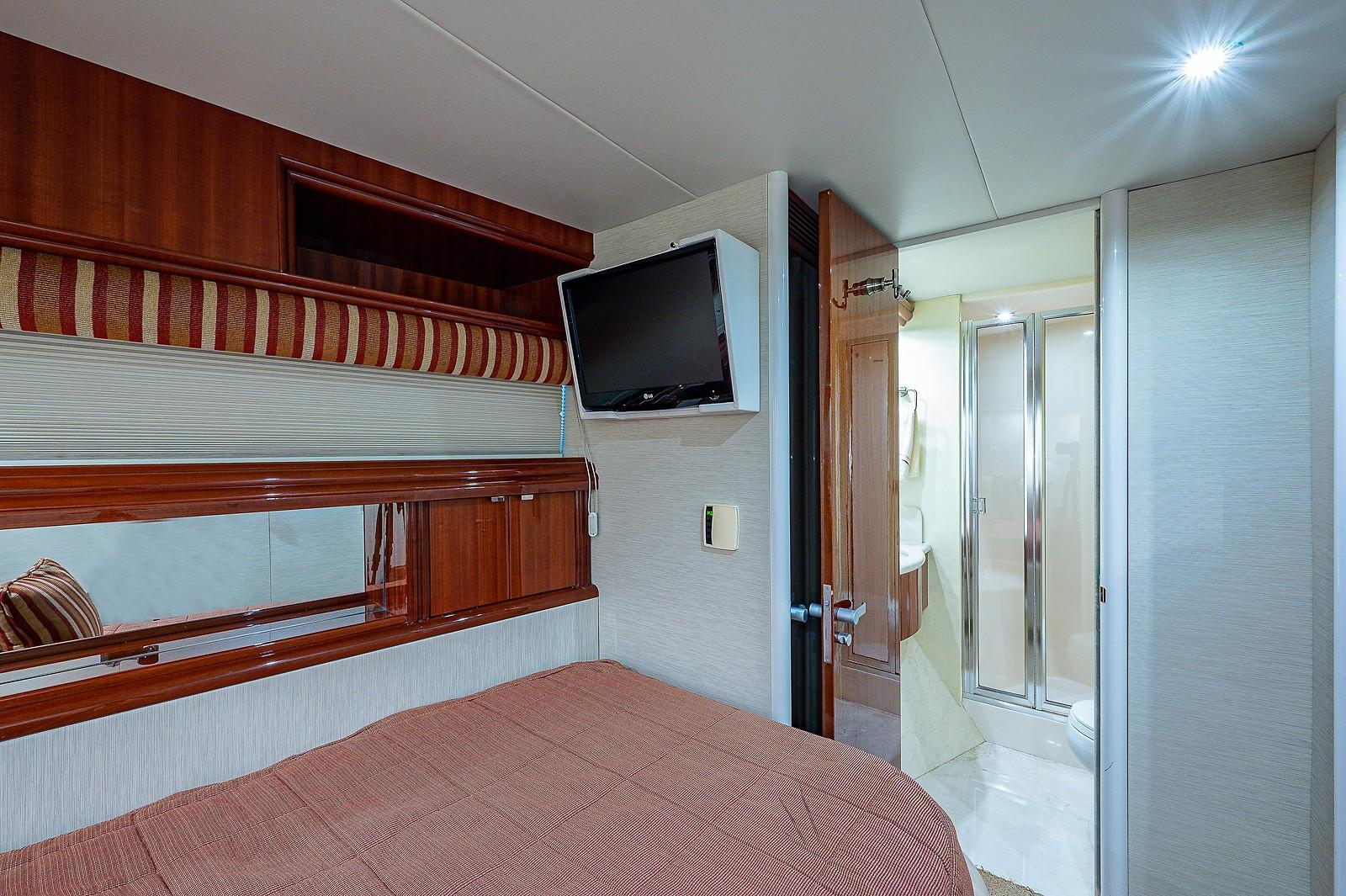 Forward Port Stateroom