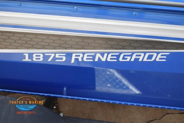 2020 Lund boat for sale, model of the boat is 1875 Renegade SS & Image # 42 of 56