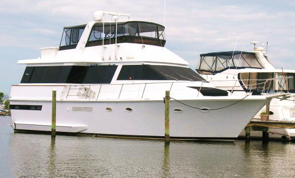 Used Viking Yachts For Sale Made Earlier Than 1990