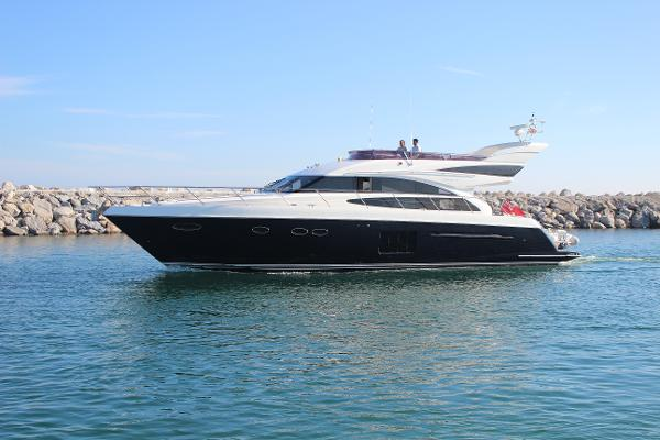 Princess Motor Yacht Sales - Used Princess Princess 64 - Shared Ownership (1/8) 2011