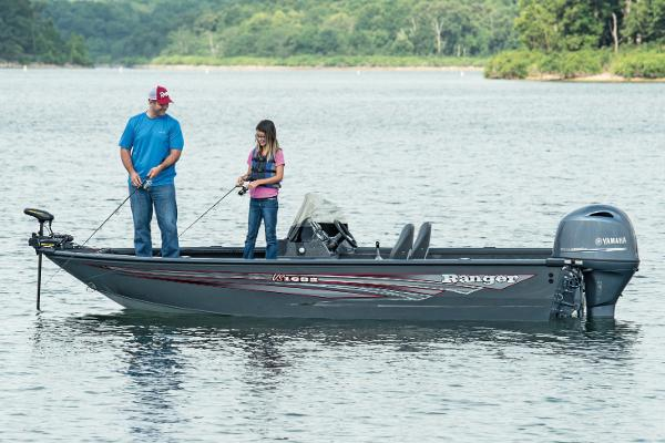 2018 Ranger Boats boat for sale, model of the boat is VS1682 SC & Image # 3 of 11