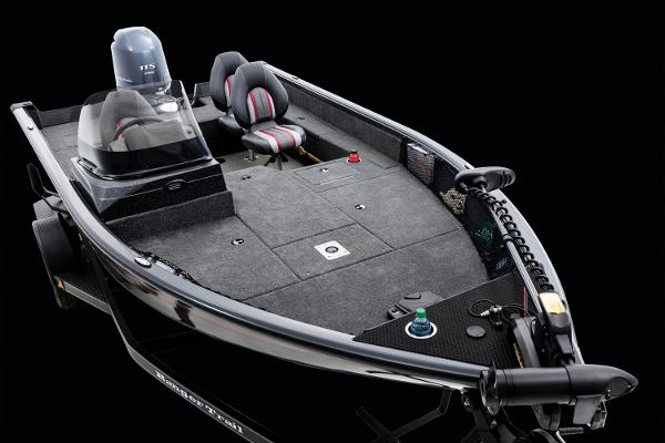 2018 Ranger Boats boat for sale, model of the boat is VS1682 SC & Image # 5 of 11
